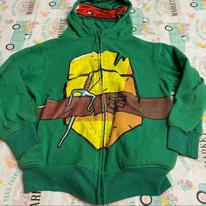 Other - 3 for $10/ Ninja Turtles Raphael Hooded Sweatshirt